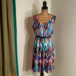 EUC👗| ELLEN TRACY Women Casual Dress | Sz 10